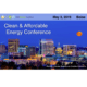Spring 2019 Clean & Affordable Energy Conference — Boise, May 3