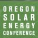 Oregon Solar Energy Conference 2020 (Virtual) – October 6-8
